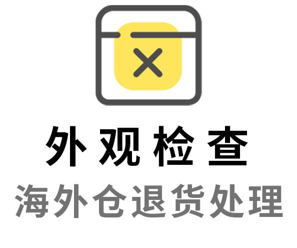 产品外观检查服务【全境通海外仓】